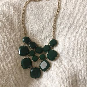 Jewelry - Green fashion necklace